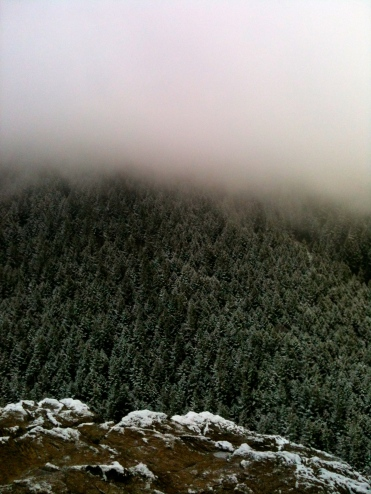 Little Si, January 11, 2013, 5 miles 1200 ft.