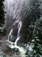 Boulder River Trail, January 26, 2012, 4 miles