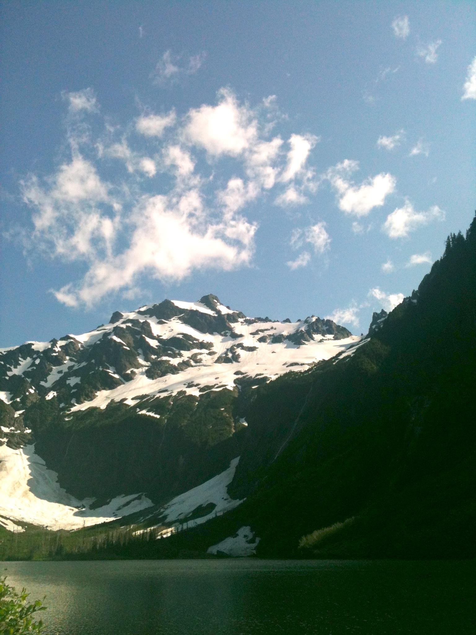 Goat Lake, July 21, 2012, 10.4 miles, 1400 ft