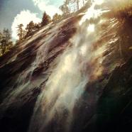 Bridal Veil Falls, July 29, 2012, 8.2 miles, 2000 ft
