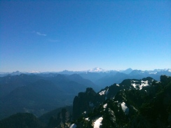 Mt Pilchuck, August 5, 2012, 5.4 miles, 2200 ft