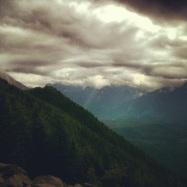 Mount Si, September 9, 2012, 8 miles, 3150 ft