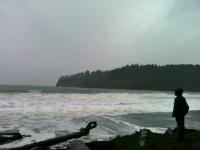 Third Beach, November 18, 2012, 3.6 miles