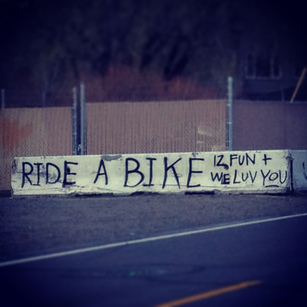 What it sez. We also made some new bike lanes... it's really about civic engagement.