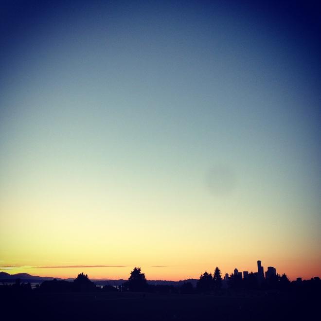 Summer of Sunsets I