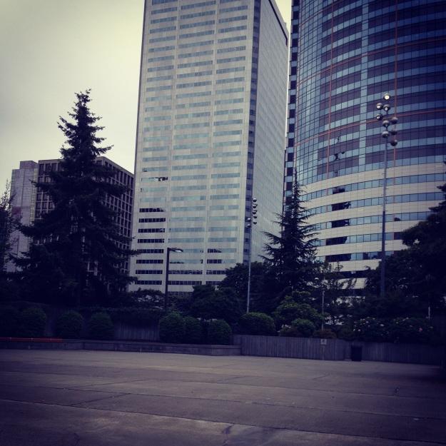 Freeway Park