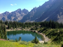 Home (away from home) Lake August 2014