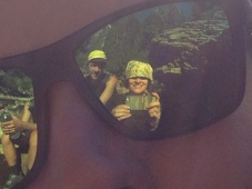Glasses selfie at Mount Rainer - September 2014