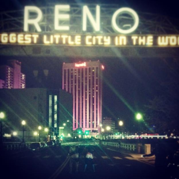 Moons Under RENO