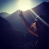Sun worshipers, WA