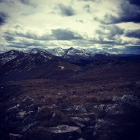 Had an amazing hike on the Colorado Trail.